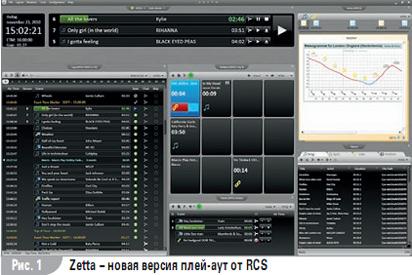 программа для радиовещания
